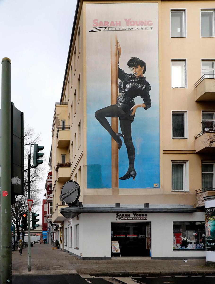 Anal Girl in Berlin