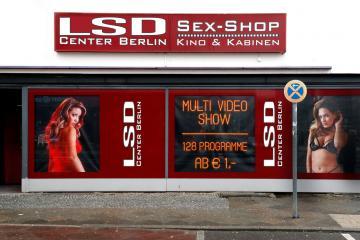 LSD Center Kantstrasse Berlin