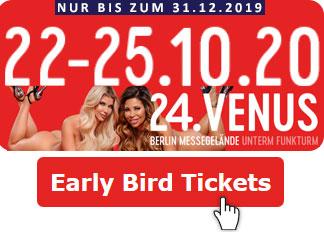 VENUS Early Bird Tickets